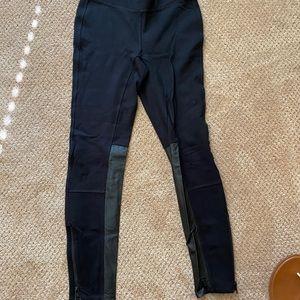 Black Madewell leggings